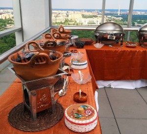 Contemporary and modern chafing dishes